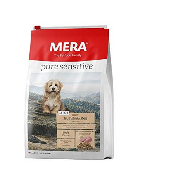 Mera Dog Pure Sensitive Mini Truthahn & Reis