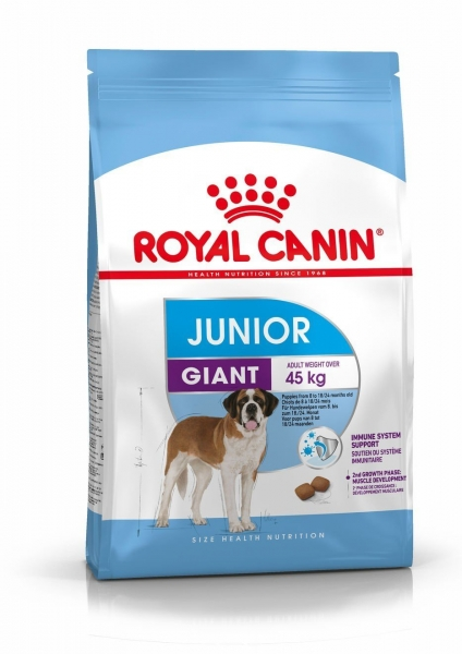 Royal Canin Giant Junior15 kg